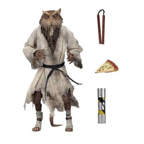 Les Tortues ninja figurine Splinter Neca
