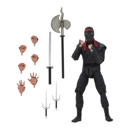 Les Tortues ninja figurine Foot Soldier (Bladed) Neca