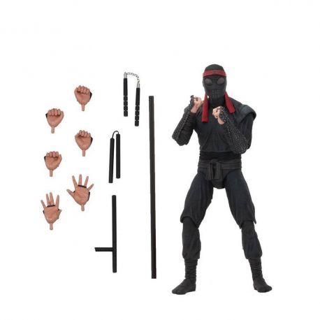 Les Tortues ninja figurine Foot Soldier (Melee) Neca