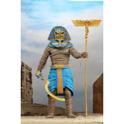Iron Maiden figurine Retro Pharaoh Eddie Neca