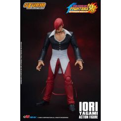 King of Fighters '98 Ultimate Match figurine 1/12 Iori Yagami Storm Collectibles
