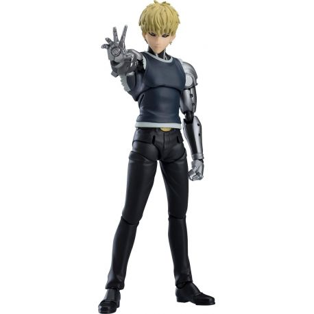One Punch Man figurine Figma Genos Max Factory