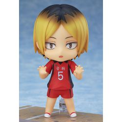 Haikyu!! Second Season figurine Nendoroid Kenma Kozume Orange Rouge