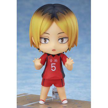 Haikyu!! Second Season figurine Nendoroid Kenma Kozume Orange Rouge