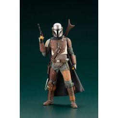 Star Wars The Mandalorian statuette ARTFX+ 1/10 Mandalorian Kotobukiya