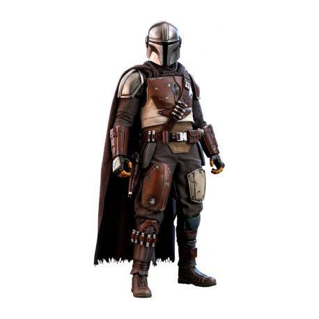 Star Wars The Mandalorian figurine 1/6 The Mandalorian Hot Toys