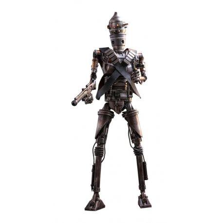 Star Wars The Mandalorian figurine 1/6 IG-11 Hot Toys