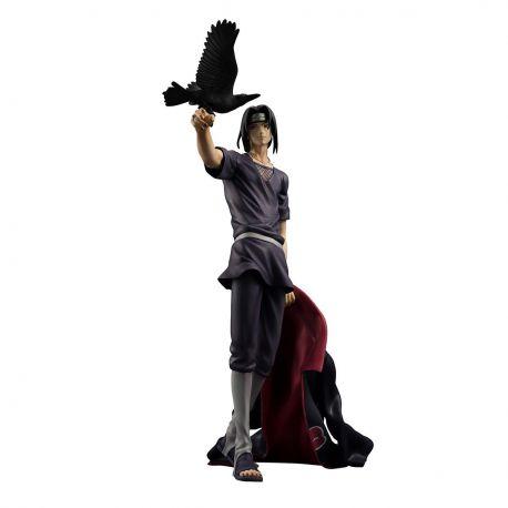 Naruto Shippuden G.E.M. Series figurine Itachi Uchiha Megahouse