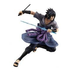Naruto Shippuden G.E.M. Series figurine Uchiha Sasuke Shinobi World War Ver. Megahouse