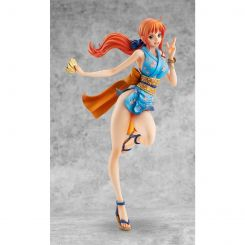 One Piece figurine P.O.P. Warriors Alliance Nami Megahouse