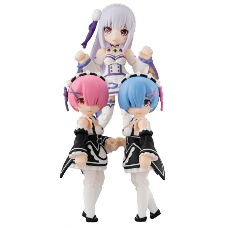 Re: Zero assortiment figurines Desktop Army Megahouse