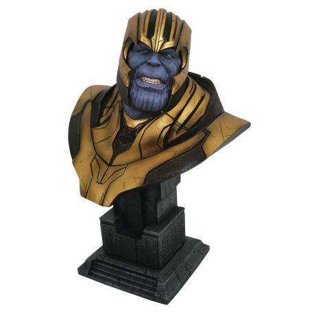 Avengers Infinity War Legends in 3D buste 1/2 Thanos Diamond Select