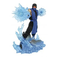 Mortal Kombat Gallery statuette Sub-Zero Diamond Select