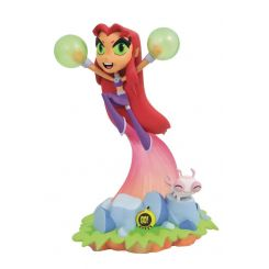Teen Titans Go! DC TV Gallery statuette Starfire Diamond Select