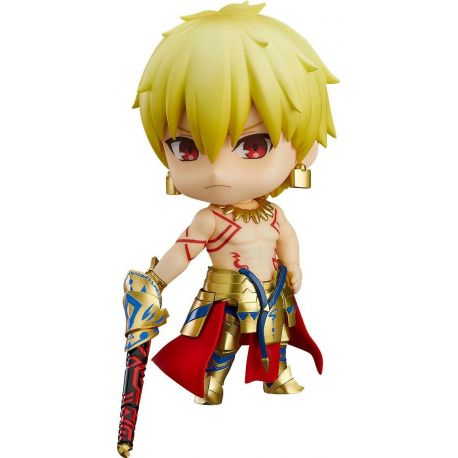 Fate/Grand Order figurine Nendoroid Archer/Gilgamesh: Third Ascension Ver. Orange Rouge