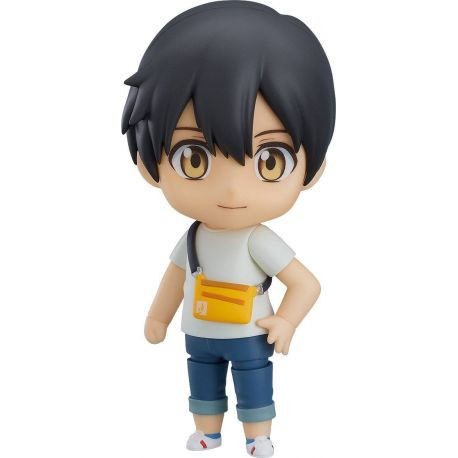 Weathering with You figurine Nendoroid Hodaka Morishima Good Smile Company