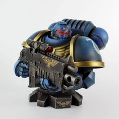 Warhammer 40K buste Ultra Marine Primaris Semic