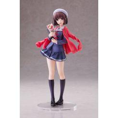 Saekano How to Raise a Boring Girlfriend figurine 1/7 Megumi Kato Graduate Ver. Aniplex