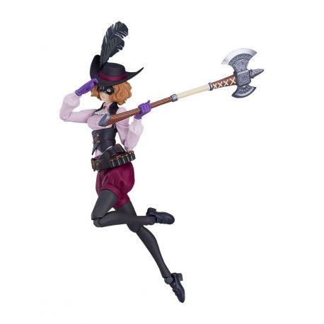 Persona 5 The Animation figurine Figma Noir Max Factory