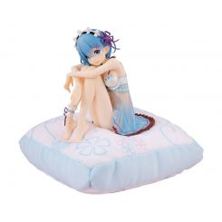 Re:ZERO -Starting Life in Another World- figurine Rem Birthday Blue Lingerie Ver. Kadokawa