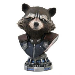 Avengers Endgame Legends in 3D buste 1/2 Rocket Raccoon Diamond Select