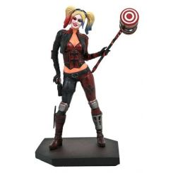 Injustice 2 DC Video Game Gallery statuette Harley Quinn Diamond Select