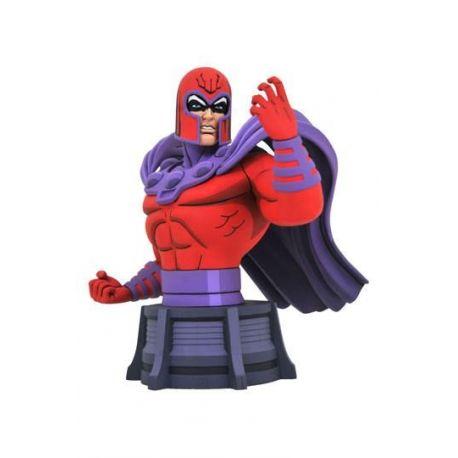 Marvel X-Men Animated Series buste Magneto Diamond Select
