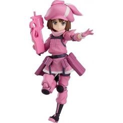 Sword Art Online Alternative: Gun Gale Online figurine Figma Llenn Max Factory