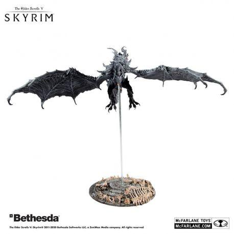 The Elder Scrolls V: Skyrim figurine Deluxe Alduin McFarlane Toys