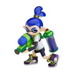 Splatoon figurine Figma Splatoon Boy Good Smile Company