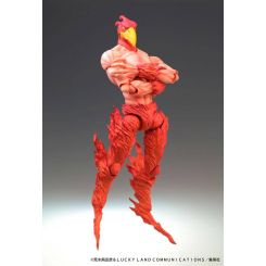 JoJo's Bizarre Adventure figurine Super Action Chozokado (Magician's Red) Medicos Entertainment