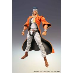 JoJo's Bizarre Adventure figurine Super Action Chozokado (Mohammed Avdol) Medicos Entertainment