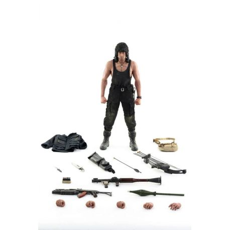 Rambo III figurine 1/6 John Rambo ThreeZero