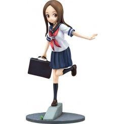 Karakai Jozu No Takagi-san figurine 1/7 Takagi-san Road Home Phat!