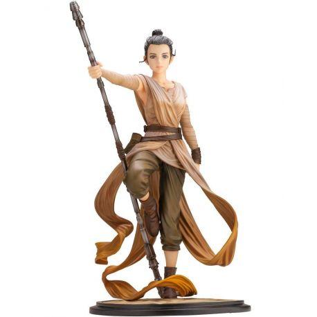 Star Wars Episode VII statuette ARTFX 1/7 Rey Descendant of Light Kotobukiya