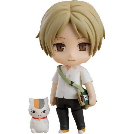 Natsume Yujin-cho figurine Nendoroid Takashi Natsume & Nyanko Sensei Good Smile Company