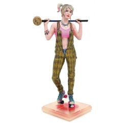 Birds Of Prey DC Movie Gallery statuette Harley Quinn Diamond Select