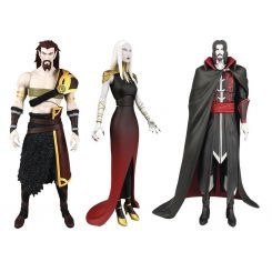 Castlevania Select série 2 assortiment figurines Diamond Select