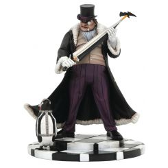 DC Comic Gallery statuette Penguin Diamond Select