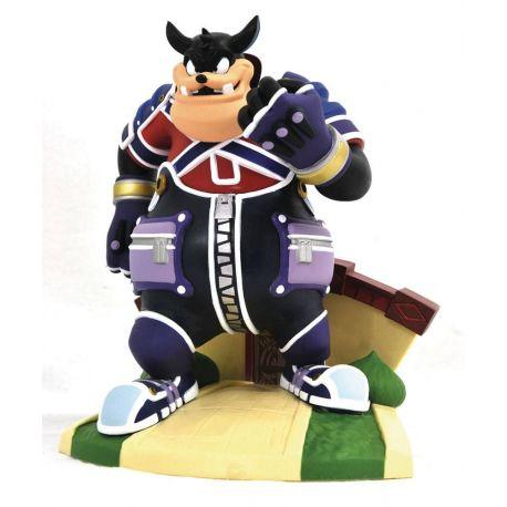 Kingdom Hearts Gallery statuette Pete Diamond Select