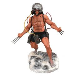 Marvel Comic Gallery diorama Weapon X Diamond Select