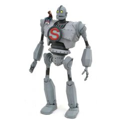 Le Géant de Fer Select figurine Iron Giant Diamond Select