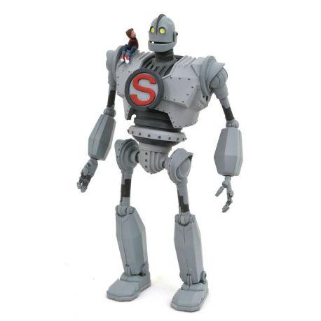 Le Géant de Fer Select figurine Iron Giant Diamond Select