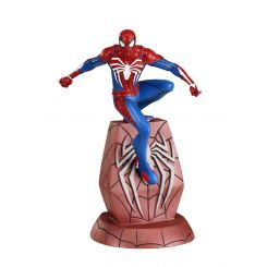 Spider-Man 2018 Marvel Video Game Gallery statuette Spider-Man Diamond Select