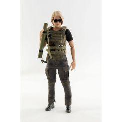Terminator Dark Fate figurine 1/12 Sarah Connor ThreeZero