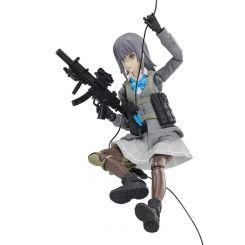 Little Armory figurine Figma Rin Shirane Tomytec