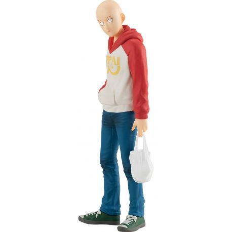 One Punch Man figurine Pop Up Parade Saitama Oppai Hoodie Ver. Good Smile Company