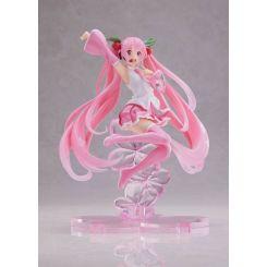 Vocaloid figurine Hatsune Miku Sakura Miku A Jump Ver. Taito Prize