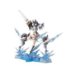 Sword & Wizards The Emperor of Sword & Seven Lady Knights statuette 1/8 Fuyuka Yukishiro Kotobukiya