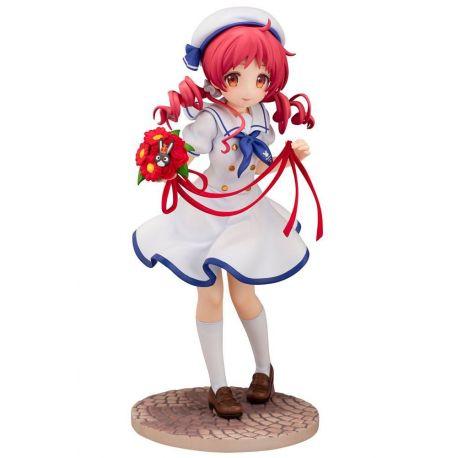 Is the Order a Rabbit figurine 1/7 Megu (Summer Uniform) Plum
